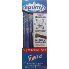 Diş Macunu Seti (Diş Macunu + Medikal Diş Fırçası)